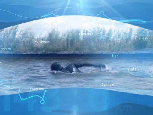 Elfsteden zwemtocht